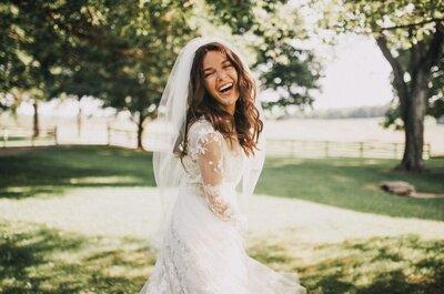 A quién invitar a la prueba de vestido de novia