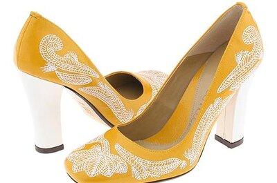 Wedding shoes - colours