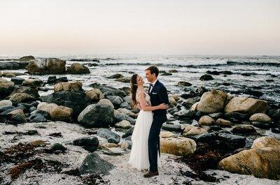 La boda de Alejandra y Francisco, ¡mar, playa, sol y diversión!
