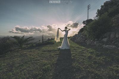 Come essere una sposa chic e raggiante? Lasciati ispirare da questo shooting!