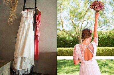 Está a pensar em mudar de roupa depois da cerimónia? Descubra aqui alternativas à sua medida