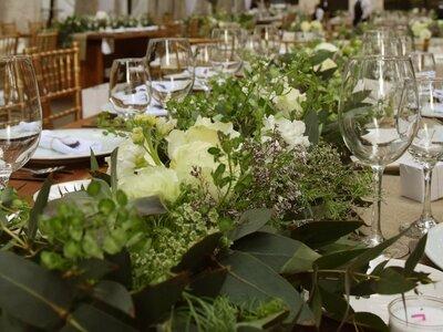 Pasión por las flores, imprime tu estilo en una boda inolvidable.