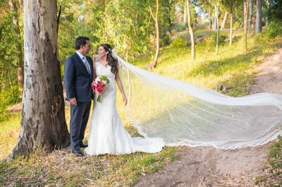 Paulina y David, ¡el loco, impredecible y bonito amor!