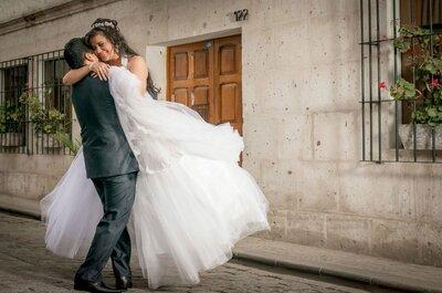 ¿Dudas sobre lo bella que te verás el día de tu matrimonio? ¡Di adiós a los nervios y disfruta de tu belleza!
