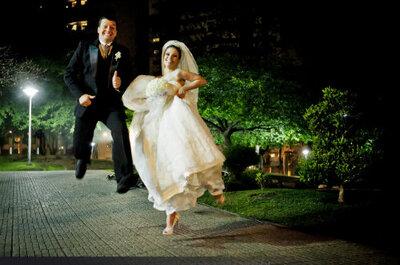 Stiekem trouwen met z'n tweetjes: zo wordt het onvergetelijk