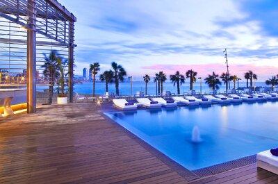 Свадьба в Барселоне. Топ-8 самых роскошных отелей