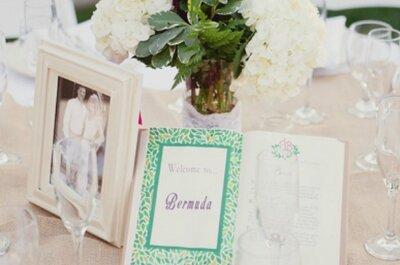 Украшения свадебного зала: самые оригинальные идеи 2015 года