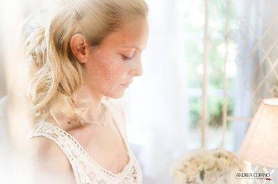 I 40 pensieri più strani che ogni donna sperimenta nel giorno delle sue nozze