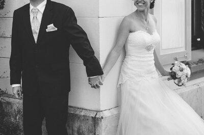 Der erste Blick: So machen Sie das erste Treffen als Brautpaar unvergesslich!