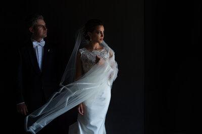 Eres mi tiempo, mi espacio y mi todo: La boda de Luli y Fede