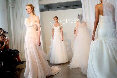Suknie ślubne 2015 z New York Bridal Week
