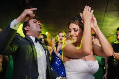 Cómo hacer que la música de tu matrimonio sea exitosa