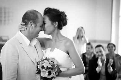 Concours de la meilleure photo de mariage française 2012