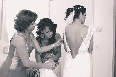 Con Güsewell tendrás el vestido de novia soñado