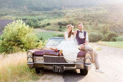 Nos 15 meilleurs photographes de mariage de Rhône - Alpes !