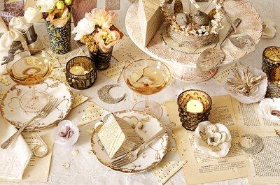 Weihnachten als Hochzeitsmotto