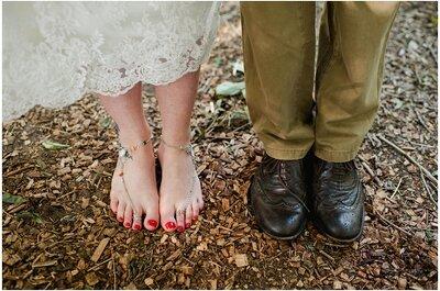 Glamping: nuova tendenza per una matrimonio eco-chic