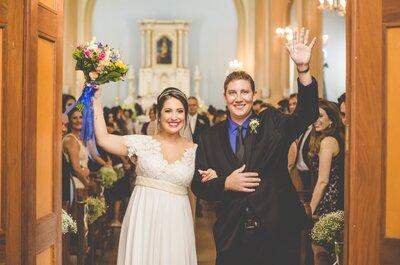 Daniella & John: casamento no Havaí e em BH selam o amor de brasileira com norte-americano!