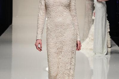 30 vestidos com detalhes em renda White Gallery 2014