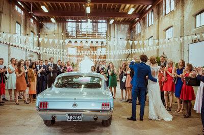 30 tekenen dat je voor een hipster bruiloft uitgenodigd bent!