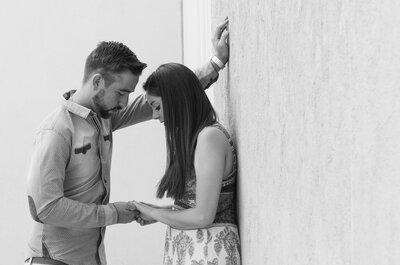 Lo mejor del amor en la sesión pre boda de Ximena y Héctor: Amarás la magia entre ambos