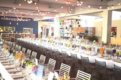 Eine Hochzeitslocation im innovativen Loft-Stil – Feiern Sie bei einem Fußball-Weltmeister