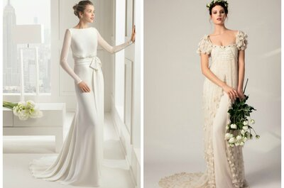 12 estilos de vestidos de noiva perfeitos para se casar em 2015