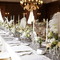 Decoración en color blanco para boda - Foto Weddings by Two