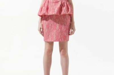 ¿Estás invitada a una boda en 2013? Elige tonos pastel para tu vestido