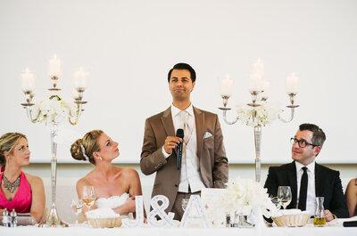 Moderne und enthusiastische Hochzeitsfotografie mit CHARMEWEDD