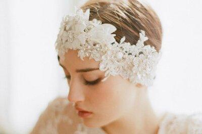 Tendance 2015: la dentelle s'invite à votre mariage