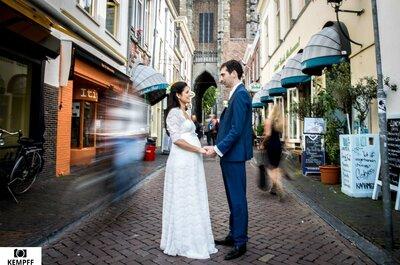 De 10 lastigste items voor de planning van jouw bruiloft waar je zeker een professional voor nodig hebt!