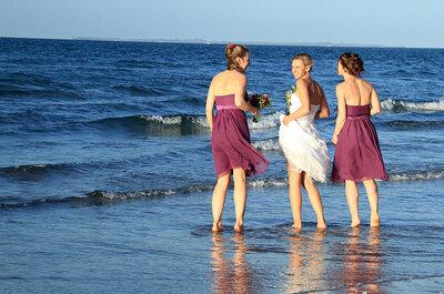 Los mejores consejos para casarte en la playa