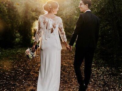 Cédric + Ludivine : un mariage élégant et chaleureux dans une ferme du Nord de la France