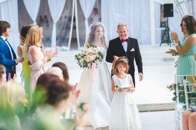Как избежать вмешательства родителей в организацию свадьбы?