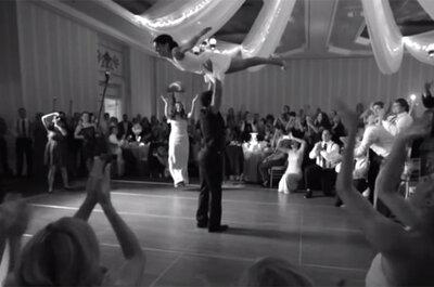 Show en la pista: Baila
