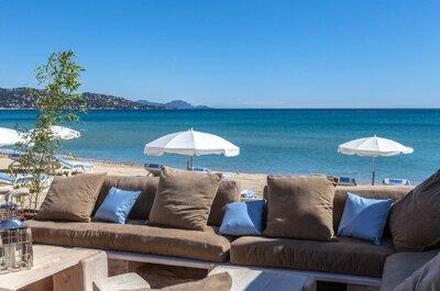 Les 10 plus jolies plages pour votre mariage en Provence-Alpes-Côte d'Azur!
