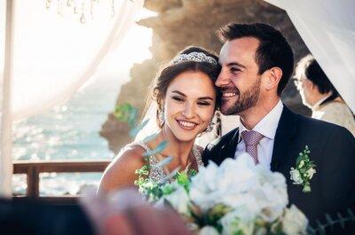 В волшебном краю: 10 оригинальных идей для свадьбы в Европе!