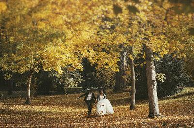 5 fantastische ideeën voor een heerlijke herfst met je partner