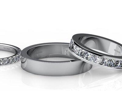 Créez vos alliances de mariage sur mesure en ligne : un jeu d'enfant pour un bijou d'exception
