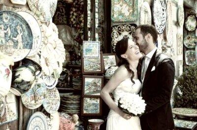 Fotografi per matrimoni a Napoli: