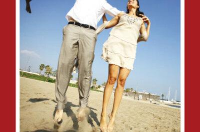 Ihre Hochzeitszeitung: sendmoments sorgt für den optimalen Style