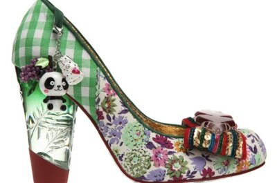Irregular Choice Part 3 - 6 fun and pretty shoes for wedding guests