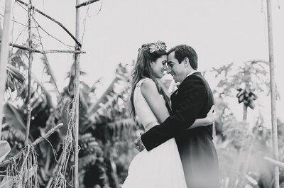 La boda de una blogger: Marianela y Arturo