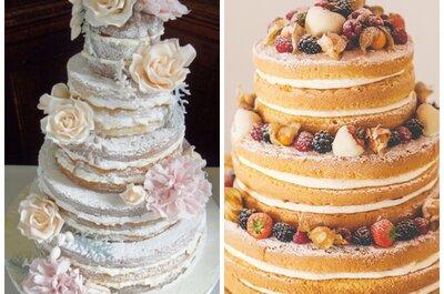 Die Trends für Hochzeitstorten 2014