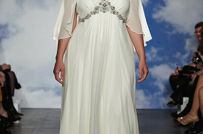 Divine inspiration - the goddesses of the Jenny Packham 2015 Bridal Collection