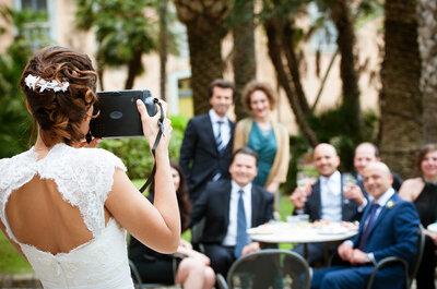 Rosario Borzacchiello, una passione autentica per la fotografia al servizio del tuo matrimonio