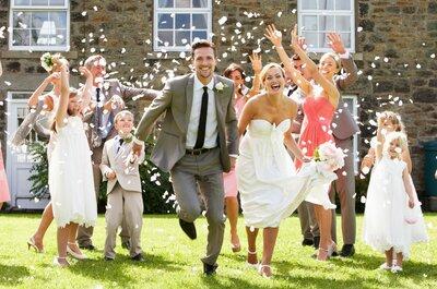 9 pessoas que você não precisa convidar para seu casamento, se você não quiser!