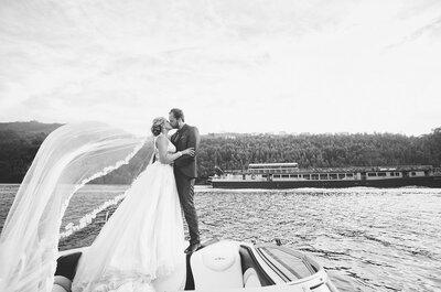 Vão casar na praia? Criem recordações fabulosas do vosso casamento!