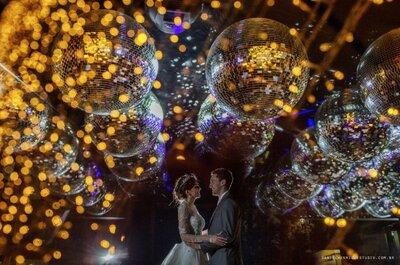 As 8 melhores empresas de iluminação e som para casamentos de Belo Horizonte!